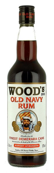 WOOD´S OLD NAVY - 1L  57%