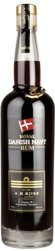 A.H.RIISE ROYAL NAVY - 0,7L  40%