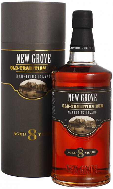 NEW GROVE OLD TRADITION 8yo - 0,7L  40%
