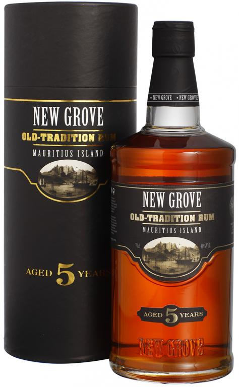 NEW GROVE OLD TRADITION 5yo - 0,7L  40%