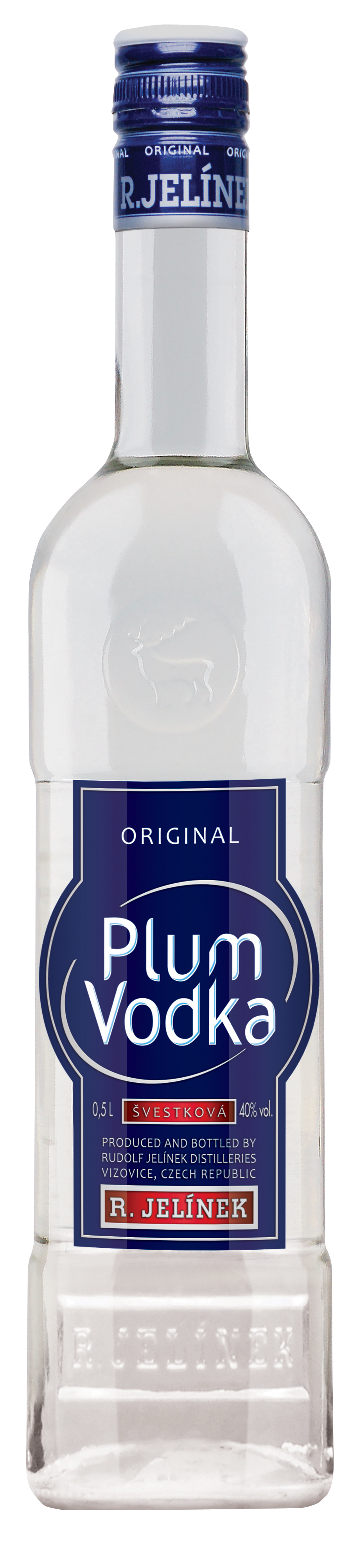 PLUM VODKA - 0,5L  40%