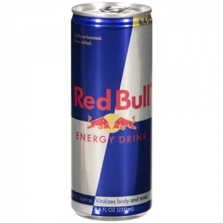 RED BULL - 250ml plech
