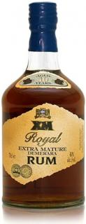 XM DEMERARA ROYAL 10yo - 0,7L  40%