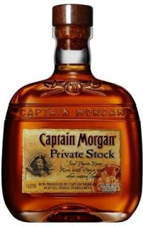 CAPTAIN MORGAN PRIVATE - 1L  40%