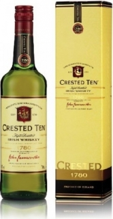 JAMESON CRESTED TEN - 0,7L  40%