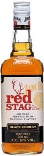 JIM BEAM RED STAG - 1L 40%