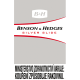 BENSON & HEDGES SILVER  (89,-)