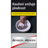 BENSON & HEDGES SILVER 100´ (93,-)