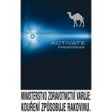 CAMEL ACTIVATE  (95,-)