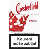 CHESTERFIELD RED  (89,-)