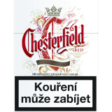 CHESTERFIELD RED - 23ks  (99,-)