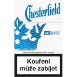 CHESTERFIELD BLUE  (89,-)
