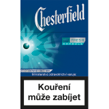 CHESTERFIELD CAPS BLUE  (90,-)