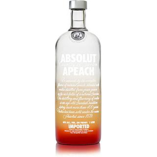 ABSOLUT APEACH - 1L