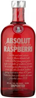 ABSOLUT RASPBERRY - 0,7L  40%