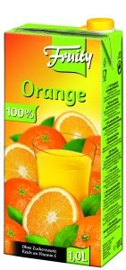 FRUITY ORANGE - 1L