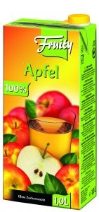 FRUITY APFEL - 1L