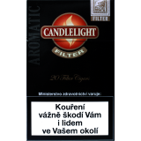 CANDLELIGHT FILTER AROMATIC 20´s