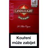 CANDLELIGHT FILTER CHERRY 20´s