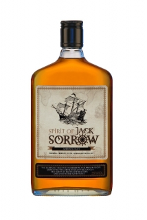 SPIRIT OF JACK SORROW - 0,5L  35%