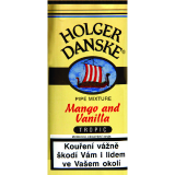 HOLGER MANGO and VANILLA - 40g