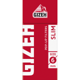 GIZEH SLIM 6mm - 102ks