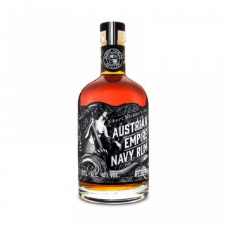 AUSTRIAN EMPIRE NAVY RUM - 0,7L  40%
