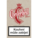 CHESTERFIELD TRUE RED - 30g