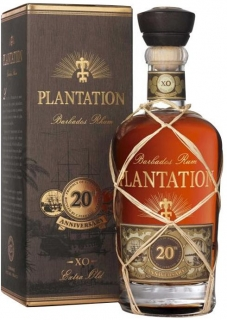 PLANTATION 20th ANNIVERSARY - 0,7L  40%