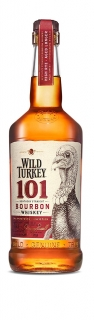 WILD TURKEY 101 Proof 8yo - 0,7L  50,5%