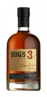 HOGS 3 KENTUCKY - 0,7L  40%