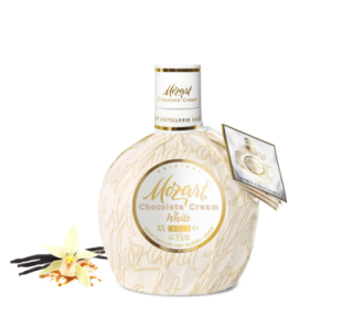MOZART CHOCOLATE WHITE - 0,5L  17%