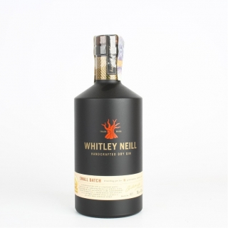 WHITLEY NEILL GIN - 0,7L  43%