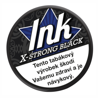 INK X-STRONG BLACK