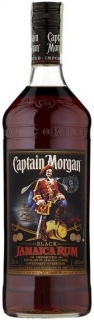 CAPTAIN MORGAN BLACK - 1L  40%