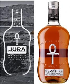 ISLE OF JURA SUPERSTITION - 0,7L  40%