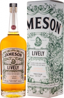 JAMESON LIVELY - 1L  40%