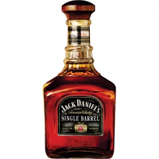 JACK DANIEL´S Single Barrel - 0,7L  45%