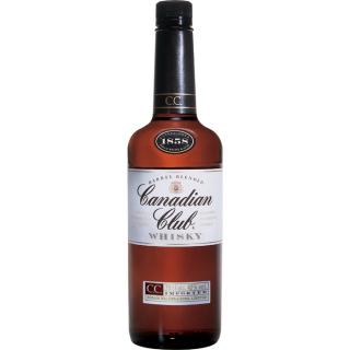 CANADIAN CLUB - 0,7L  40%