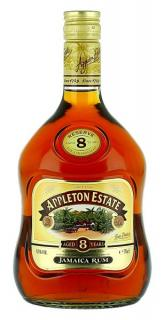 APPLETON ESTATE 8yo - 0,7L  40%