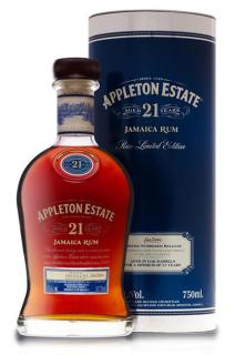 APPLETON ESTATE 21yo - 0,7L  43%