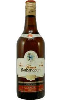 BARBANCOURT 4yo 0,7L  43%