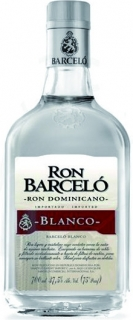 RON BARCELÓ BLANCO - 0,7L  37,5%