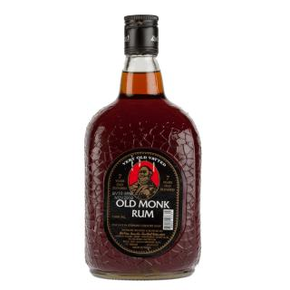 OLD MONK 7yo - 0,7L  42%